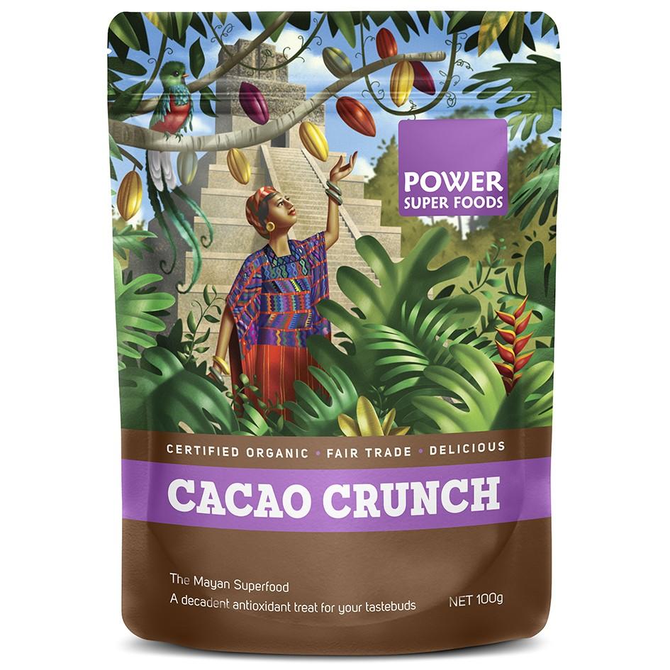 Cacao Crunch (Sweet Nibs)