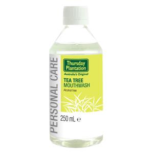 Mouthwash :: Tea Tree