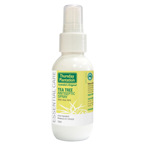 Tea Tree Antiseptic Spray with Aloe Vera