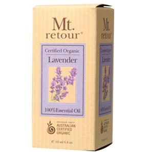 Lavender Essential Oil :: Certified Organic