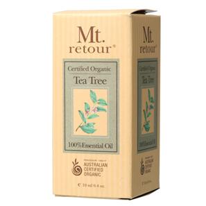 Tea Tree Essential Oil :: Certified Organic