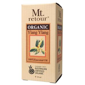 Ylang Ylang Essential Oil :: Certified Organic