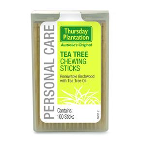 Tea Tree Toothpicks (Chewing Sticks)