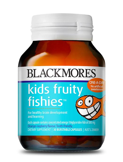 Kids Fruity Fishies