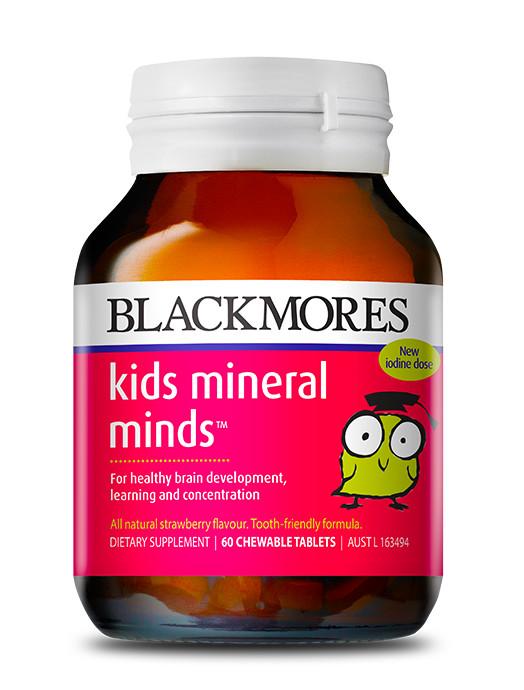 Kids Mineral Minds