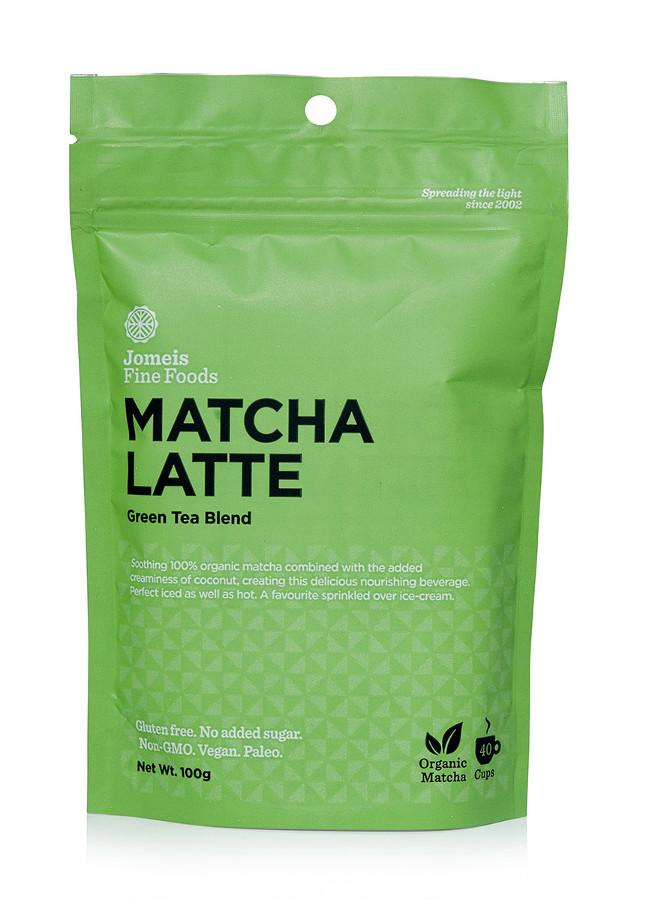 Jomeis Matcha Latte