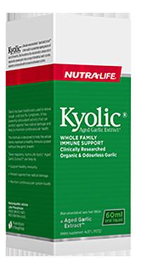 NutraLife Kyolic Aged Garlic Extract | Premium Liquid
