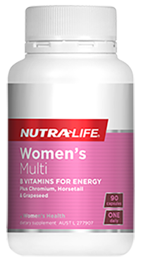 Nutra Life Women's Multi