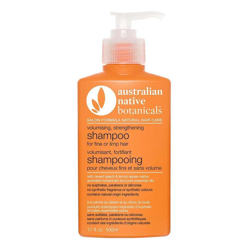 Australian Native Botanicals Shampoo   Volumising-Strengthening