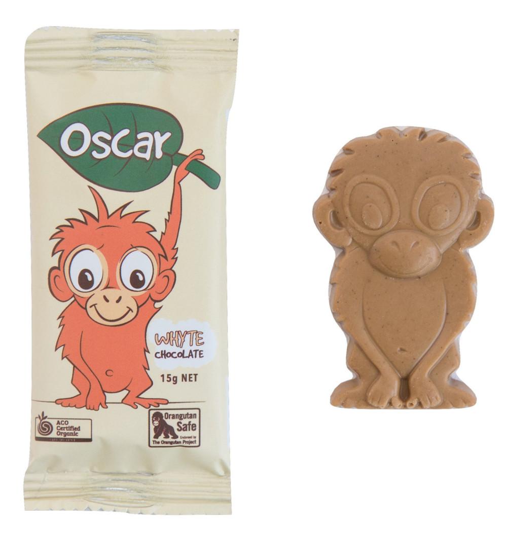 Oscar Dairy Free Whyte Chocolate