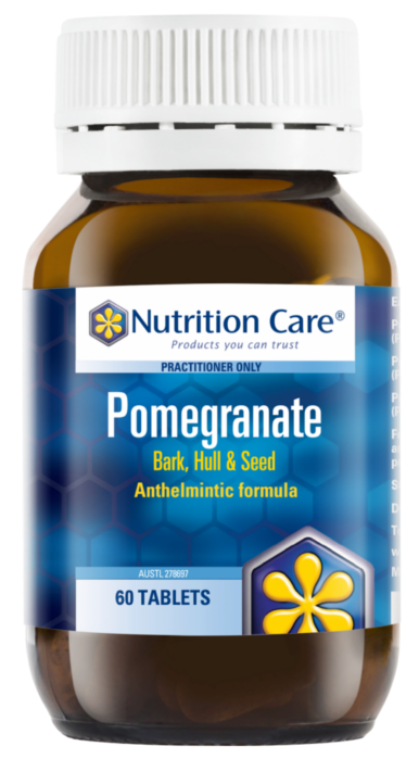 Nutrition Care Pomegranate Bark, Hull & Seed