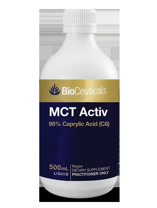 BioCeutials MCT Activ | MCT Oil