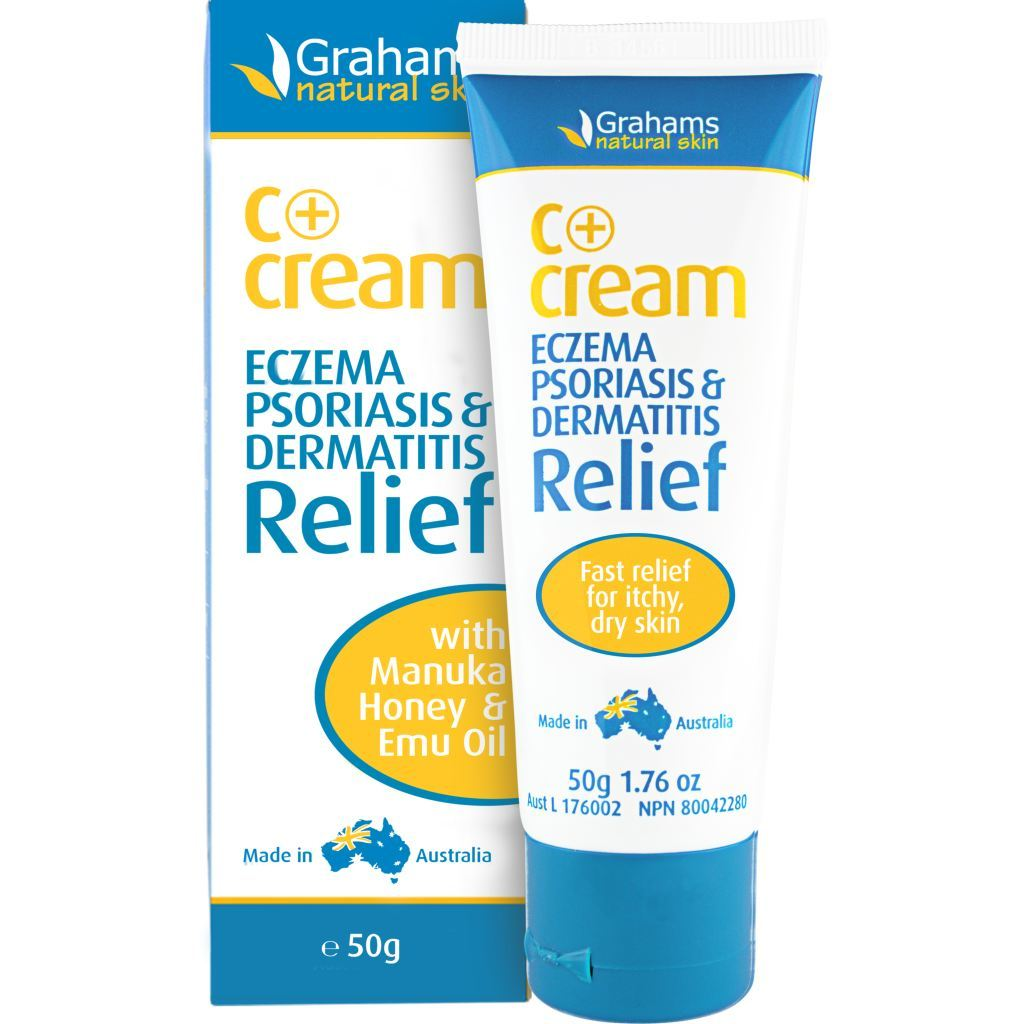 Grahams Calendula Cream :: Calendulis Plus Cream