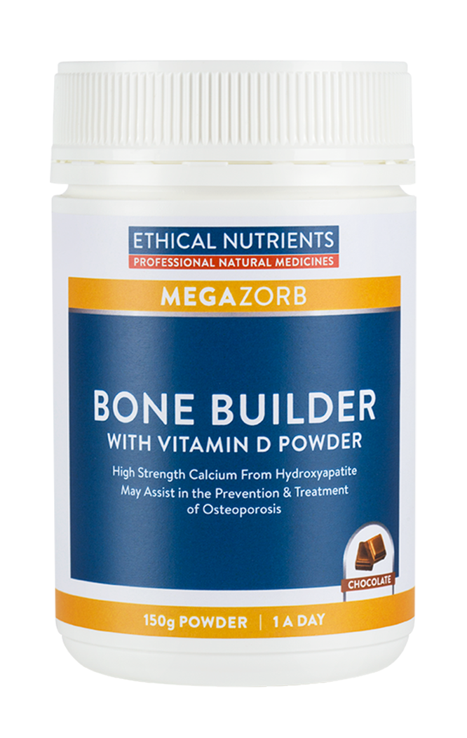 MEGAZORB Bone Builder with Vitamin D Powder