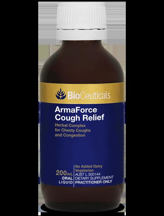 BioCeuticals ArmaForce Cough Relief