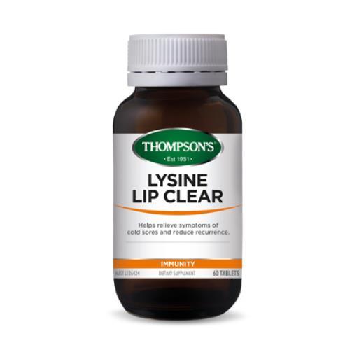 Lysine-Lip Clear