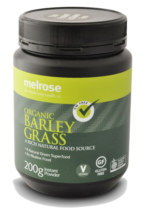 Melrose Organic Barley Grass Powder 200g