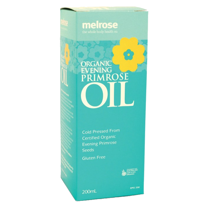 Melrose Organic Evening Primrose Oil 200ml