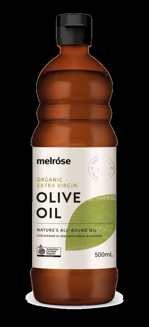Melrose Olive Oil   Extra Virgin Organic Unrefined