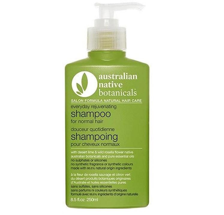 Australian Native Botanicals Shampoo | Everyday Rejuvenating for Normal Hair