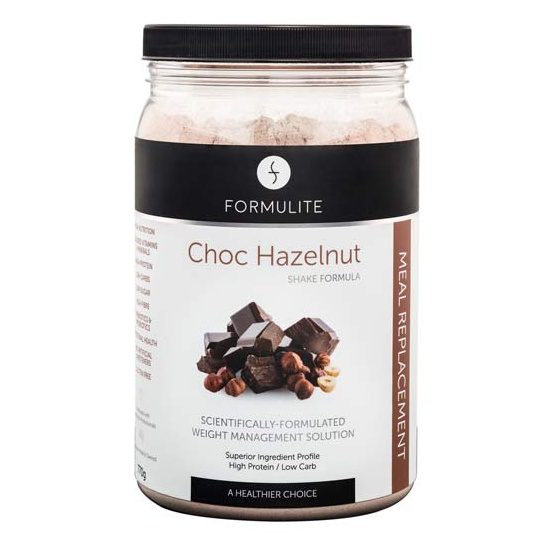 Formulite Meal Replacement Protein Shake | Choc Hazelnut