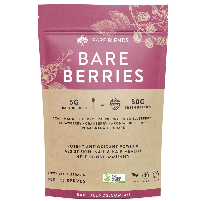 Bare Blends Bare Berries
