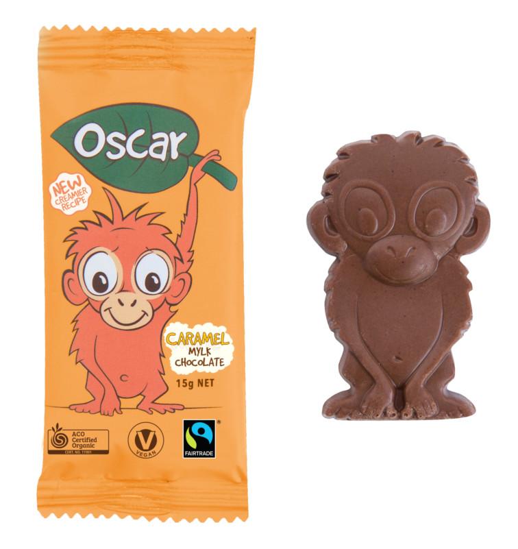 Oscar Dairy Free Caramel Mylk Chocolate