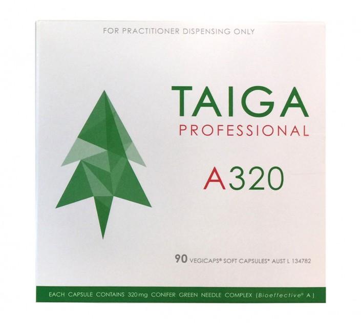 Taiga A320 | Bioeffective A 320 | Conifer Green Needle Complex