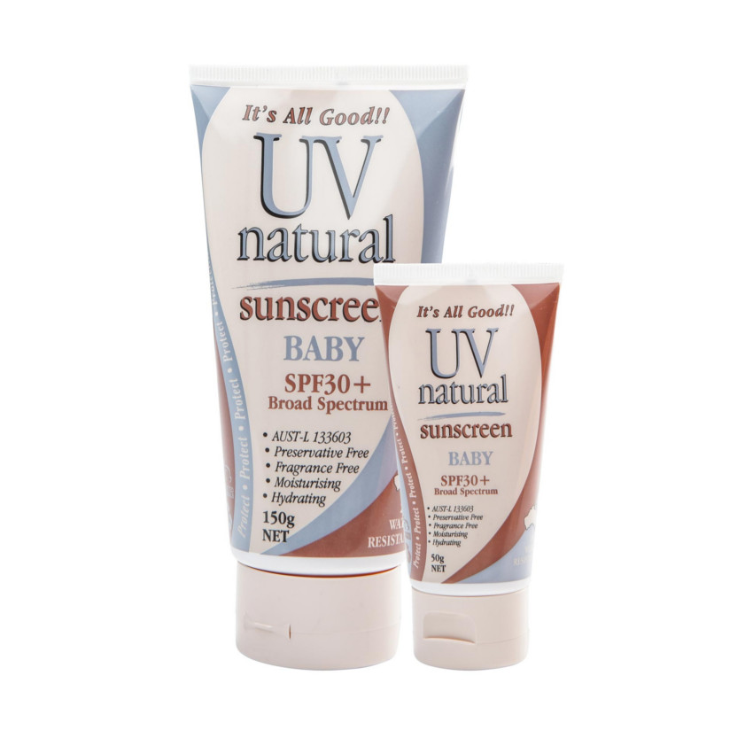 UV Natural Sunscreen | Baby SPF 30+