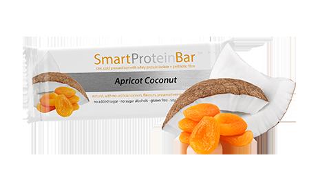 Smart Protein Bar - Apricot Coconut