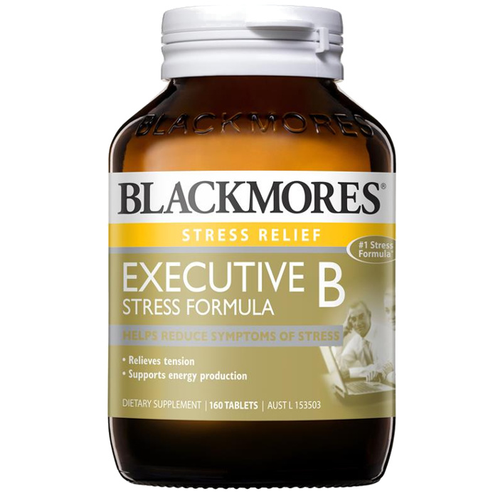 Blackmores Executive B Stress Formula | Vitamin B