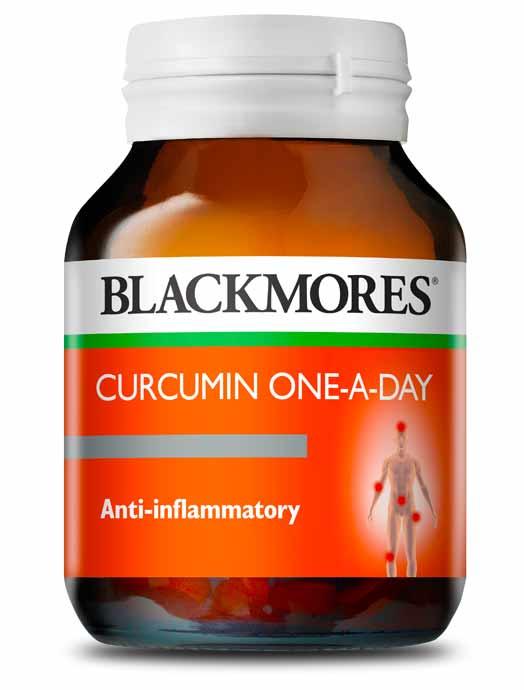 Blackmores Curcumin One-A-Day