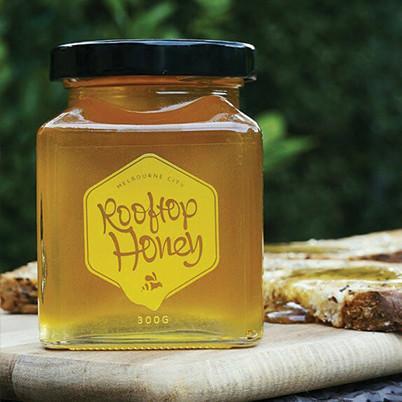 Rooftop Honey 300g - Melbourne