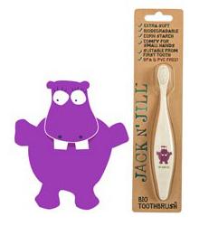 Jack N' Jill Kids Toothbrush   Hippo