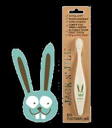Jack N' Jill Kids Toothbrush | Bunny