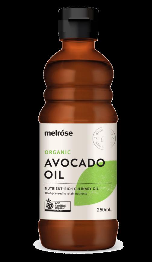 Melrose Certified Organic Avocado Oil
