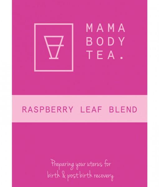 Mama Body Tea Raspberry Leaf Tea Blend