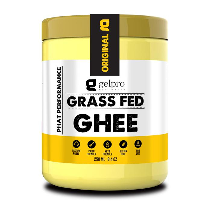 GelPro Grass Fed Ghee 250ml