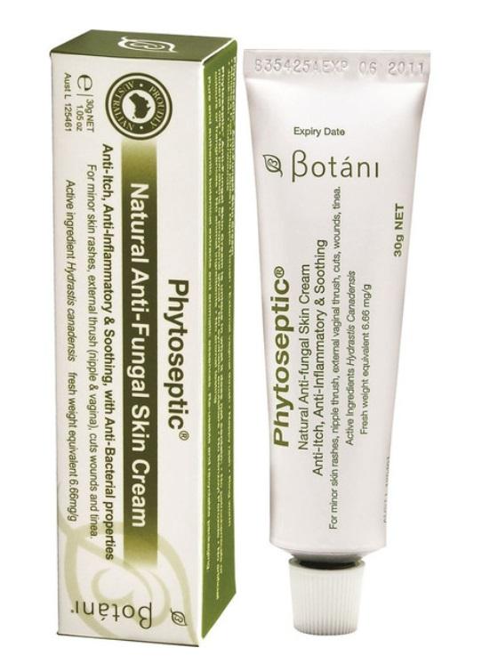 Botani Phytoseptic AntiFungal Cream