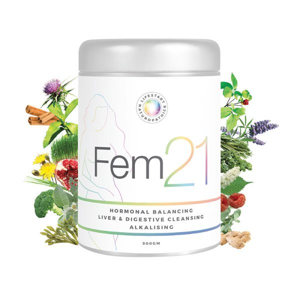 Fem21 - Probiotic Wholefood for Women