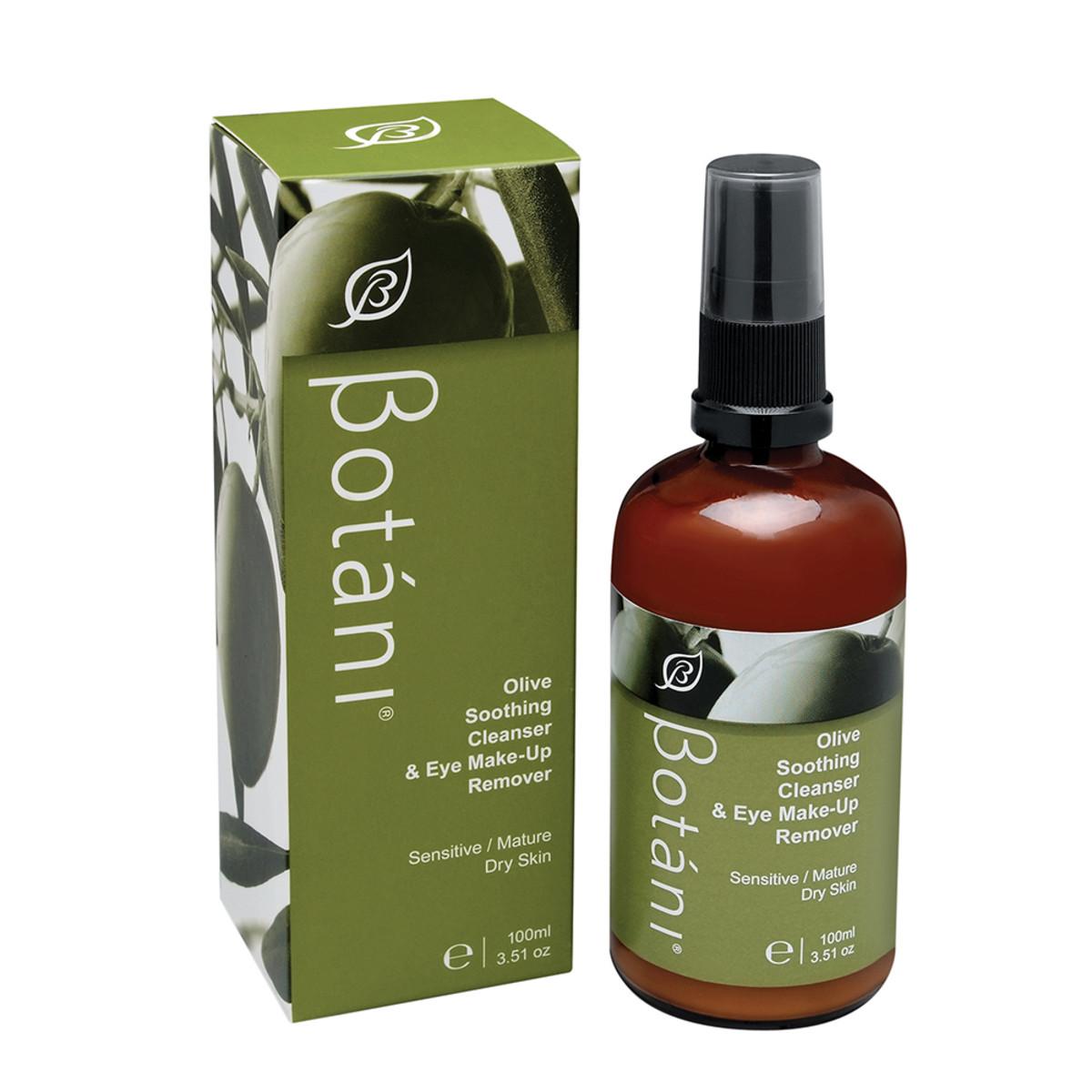 Botani Olive Soothing Cream Cleanser