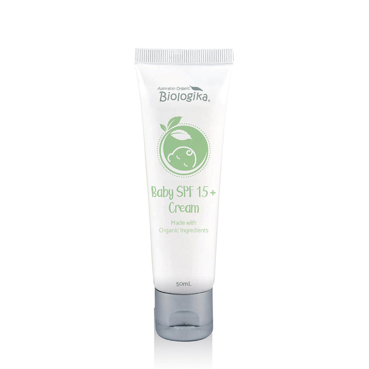 Biologika Baby SPF 15 Cream