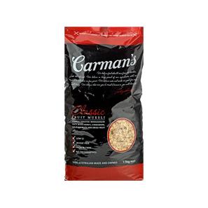 Carman's Muesli Classic Fruit :: Wheat Free