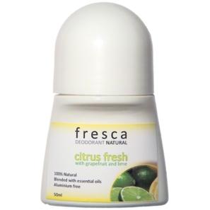 Fresca Deodorant Citrus Fresh :: Unisex fragrance