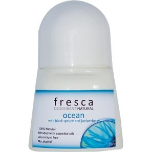 Fresca Deodorant Ocean :: Unisex Fragrance