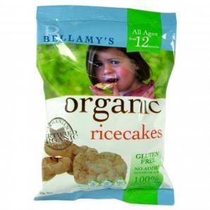 Bellamy's Organic Ricecakes