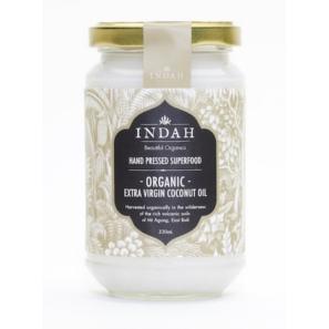 Indah Raw Extra Virgin Coconut Oil