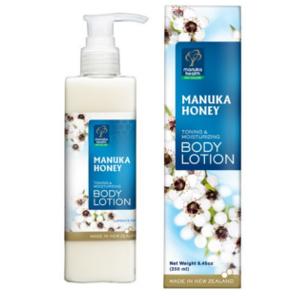 Manuka Honey Body Lotion