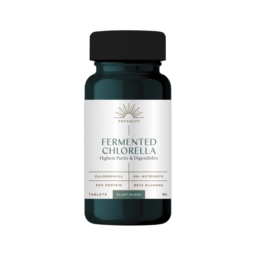 Phytality Fermented Chlorella 180t
