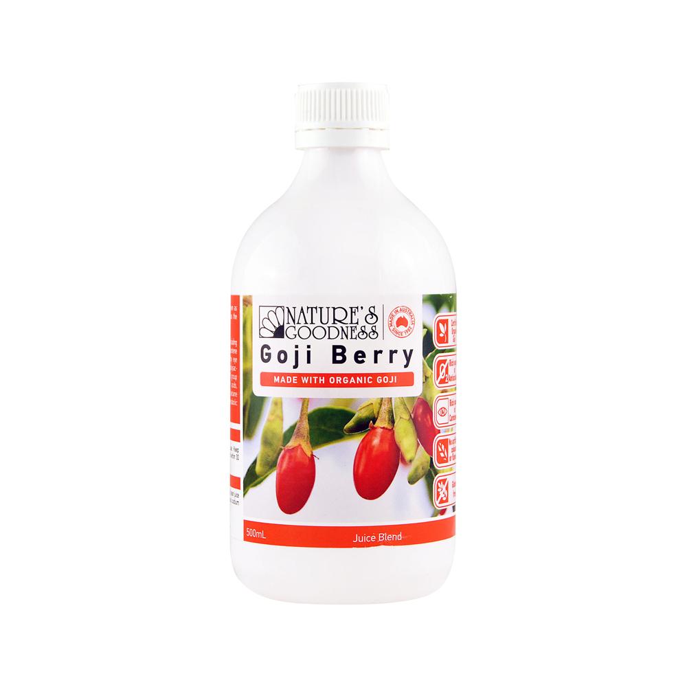 Nature's Goodness Goji Berry Juice Blend 500ml